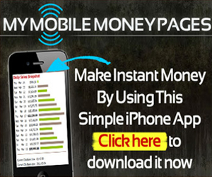 My Mobile Money Pages
